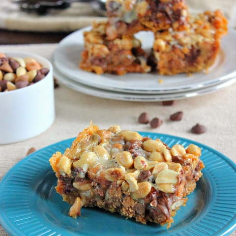 Snicker 7 Layer Bars