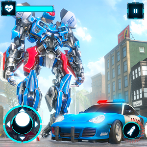 Bike Car Robot Gangster Rampage For PC / Windows 7/8/10 / Mac – Free Download