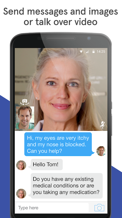 MeeDoc: Talk to a Doctor now Screenshot 3