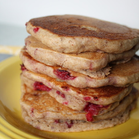 Bananaberry Pancakes