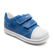 Geox Canvas Flick Trainer TODD VELCRO