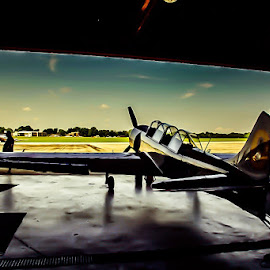 Throwback by Adam Snyder - Transportation Airplanes