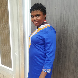 A Smile of Life by Faith Quashie - People Fashion