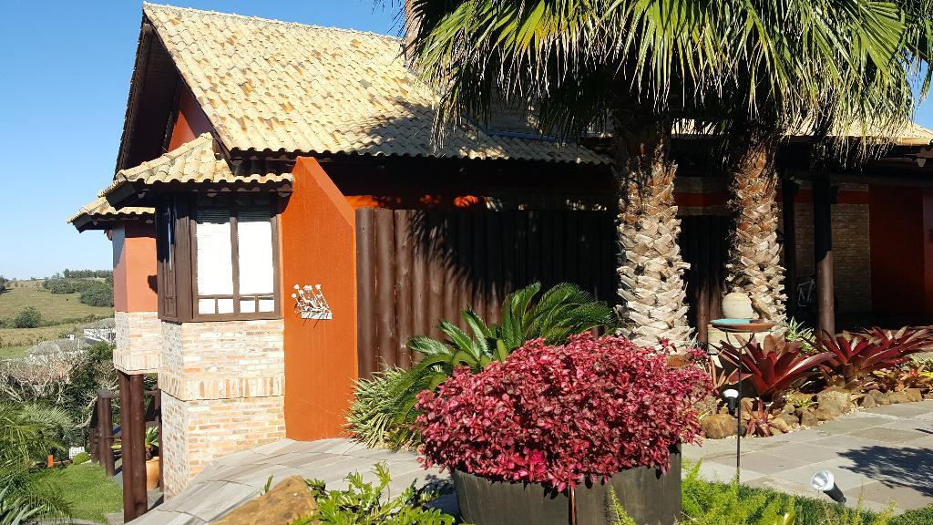 Casa 4 Dorm, Paragem dos Verdes Campos, Gravataí (CA1416) - Foto 3