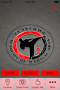 Claycomb Academy Martial Arts - screenshot