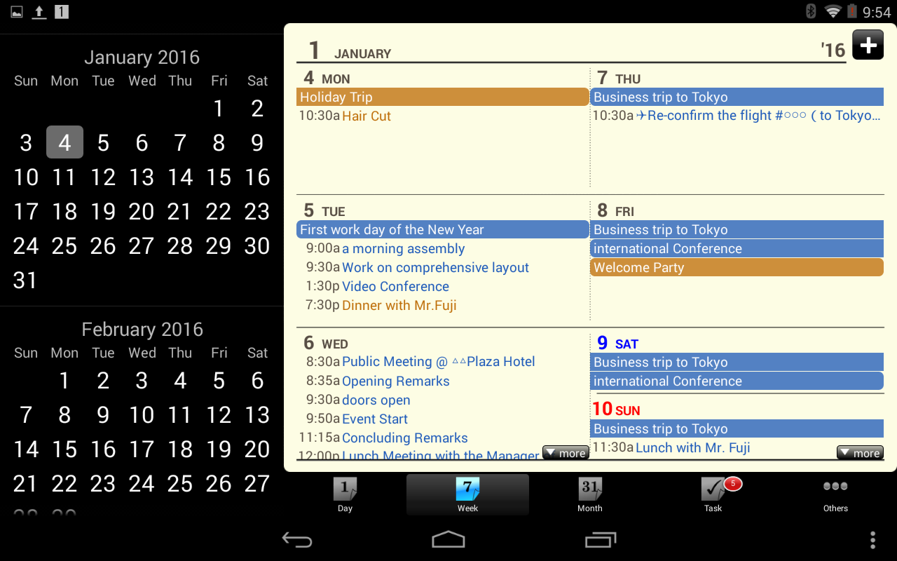 Refills(Planner App) Screenshot 12