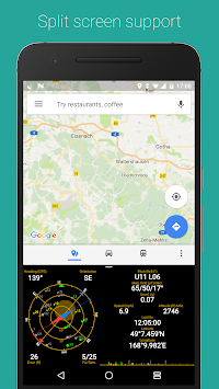 GPS Status & Toolbox APK screenshot thumbnail 8
