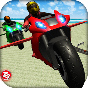 Flying Drift Bike Racing for Android