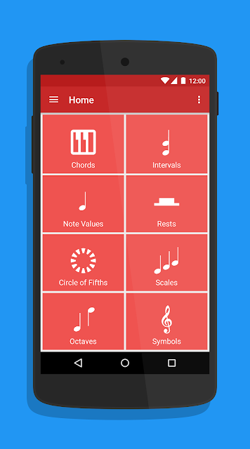 Music Theory Helper screenshots
