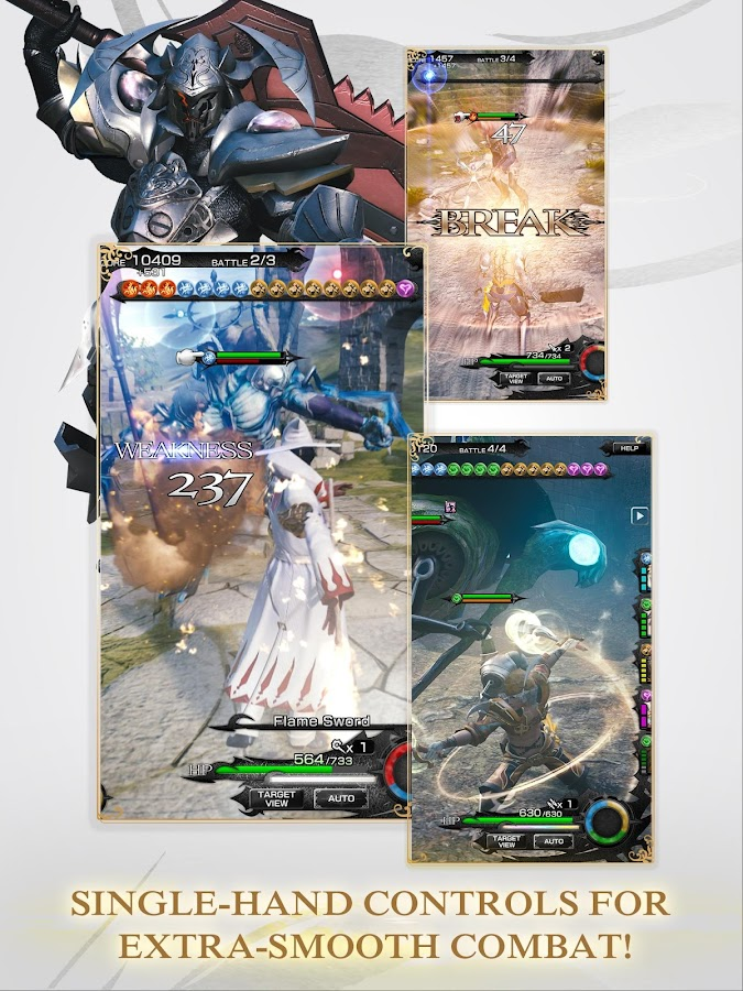MOBIUS FINAL  FANTASY Screenshot 12