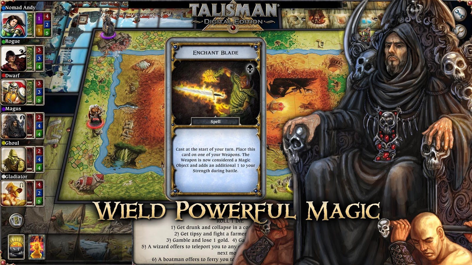 Talisman Screenshot 3