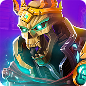 Dungeon Legends: Skeleton King APK for Bluestacks