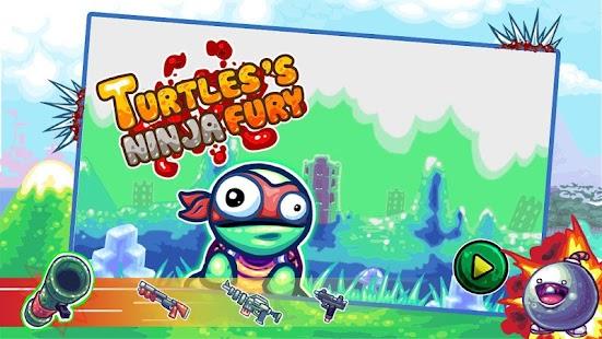 Free Turtles and Ninja Shooter APK for Windows 8
