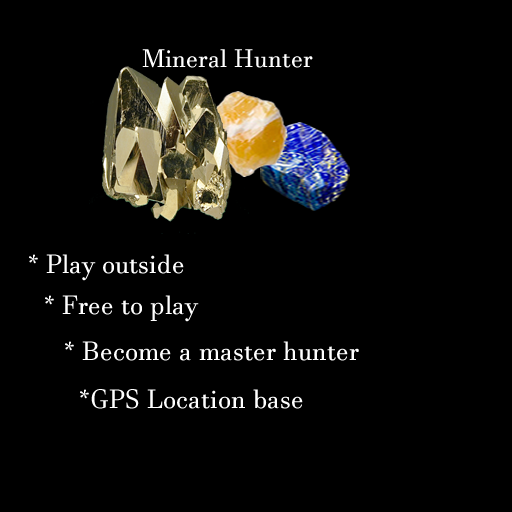 Mineral Hunter - *GPS Location Game*