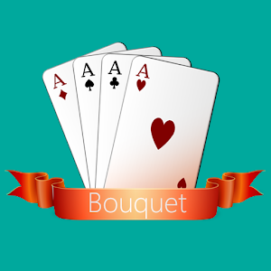 Bouquet solitaire