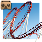 VR Thrills: Roller Coaster 360 Varies with device