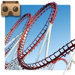 VR Thrills: Roller Coaster 360 (Google Cardboard) Icon