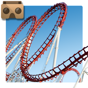 VR Thrills: Roller Coaster 360 for Android