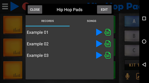 Hip Hop Ps - screenshot