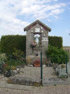 photo de Notre Dame au Carrefour (Echenay)
