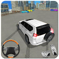 Game Prado Driving Car Adventure in Offroad City Stunts APK for Kindle