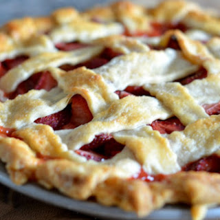 Lemon Strawberry Pie Recipes