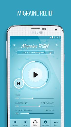 Migraine Relief Hypnosis - screenshot
