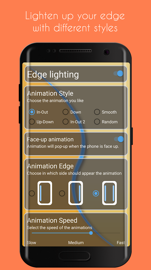 Edge Lighting Screenshot 1