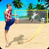 Shoot Goal - Beach League Soccer