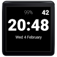 Everyday Digital Watch Face