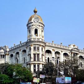Metropolitan Building by Manab Das - Buildings & Architecture Public & Historical