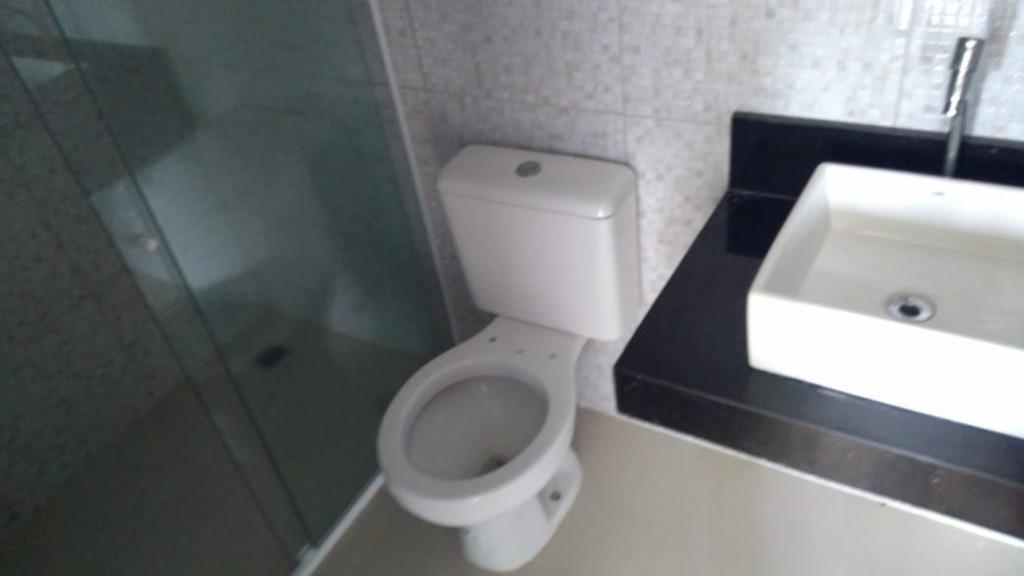 Apartamento com 2 dormitórios para alugar, 56 m² por R$ 1.600/mês - Loteamento Bela Vista - Cabedelo/PB