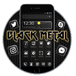Cool Black Theme Icon