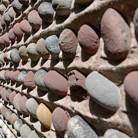 Rock Patterns by Kurt Bailey - Abstract Patterns