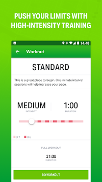 Endomondo - Running & Walking APK screenshot thumbnail 4