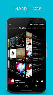 Pixel Music Player +- screenshot thumbnail
