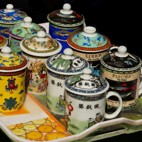 Tea pot of Darjeeling  by Snehasis Daschakraborty - Artistic Objects Cups, Plates & Utensils ( west bengal, tea pot, india, utensils, darjeeling )