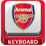 Official Arsenal FC Keyboard APK Image