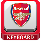 APK App Official Arsenal FC Keyboard for iOS