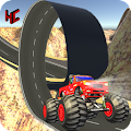 Game Grand Monster Truck Stunts APK for Kindle