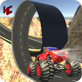 Download Full Grand Monster Truck Stunts 1.0.1 APK