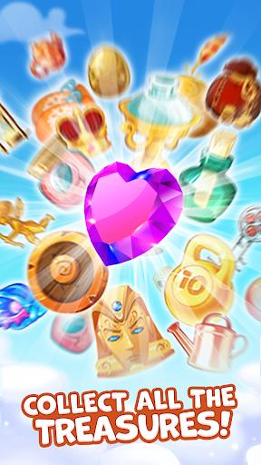 Pirate Treasures - Gems Puzzle screenshot 21