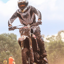 Motocross by Dirk Luus - Sports & Fitness Motorsports ( rider, mud, motocross, motorbike, motorcycle, dirt, motorsport )