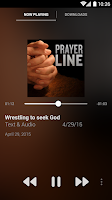 Screenshot of IMB Pray