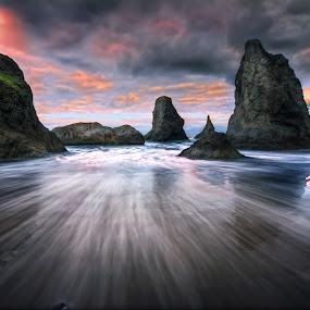 Flux by William Lee - Landscapes Waterscapes (  )