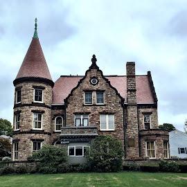 Mansions in Newport RI by Trisha Hochreiter - Instagram & Mobile iPhone