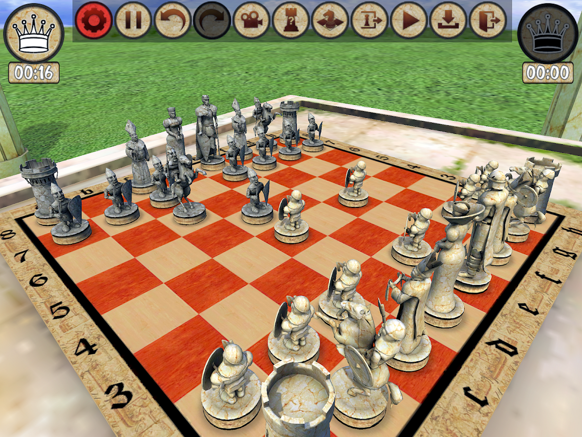 Warrior Chess Screenshot 13