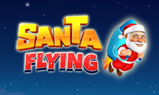 Santa Flying - screenshot