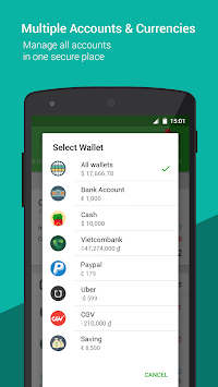 Money Lover - Money Manager APK screenshot thumbnail 4