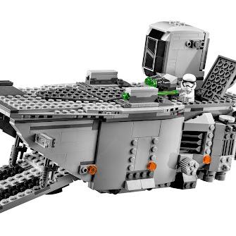 Транспортный корабль Первого Ордена